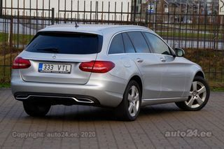 Mercedes-Benz C 250 4-Matic Avantgarde BlueTec 2.2 150kW