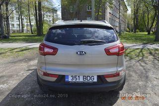 Kia Sportage 2.0 120kW