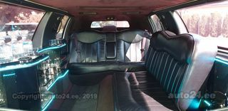 Lincoln Town Car Excalibur 4.6 V8 150kW