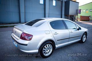 Peugeot 407 Comfort+ 2.0 100kW