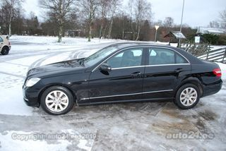 Mercedes-Benz E 200 7G-Tronic BlueEFFICIENCY 2.1 100kW