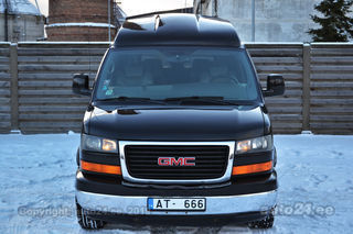 GMC Savana Explorer 4x4 5.3 220kW