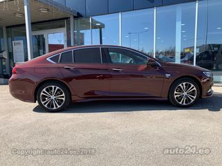Opel Insignia GS Innovation OPC-Line 1.6 100kW