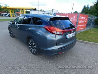 Honda Civic Tourer Lifestyle 1.8 104kW