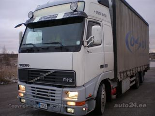 Volvo FH12 279kW
