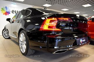 Volvo S90 T5 INSCRIPTION INTELLI SAFE WINTER PRO FULL 2.0 MY2018 187kW