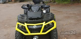 Can-Am Outlander MAX XTP 1000R 91kW
