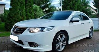 Honda Accord TypeS 2.4 148kW