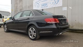 Mercedes-Benz E 220 Avantgarde 2.2 125kW