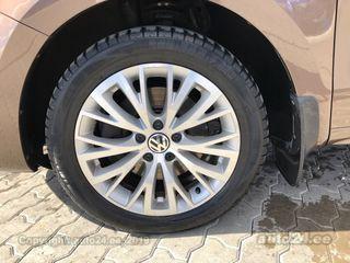 Volkswagen Sharan 7N 2.0 103kW