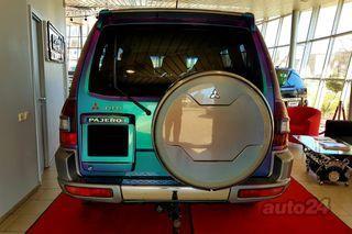 Mitsubishi Pajero 3.2 121kW