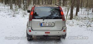 Nissan X-Trail 2.2 DCI 100kW
