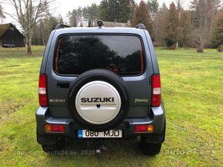 Suzuki Jimny GLX 1.5 1.5 DDS 63kW