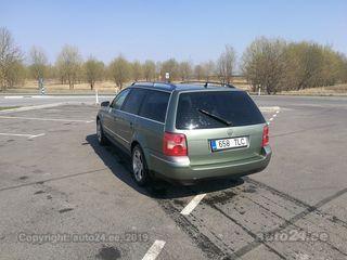 Volkswagen Passat 2.3 125kW