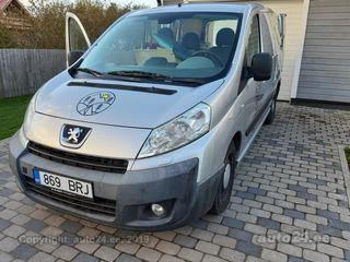Peugeot Expert campervan 2.0 88kW