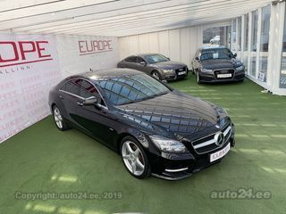 Mercedes-Benz CLS 350 AMG Style Distronic 3.0 195kW