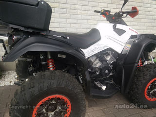 Can-Am Renegade XXC 650 T3b 46kW