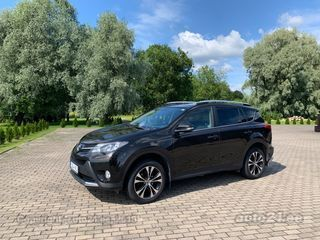 Toyota RAV4 Valvematic CVT Luxury Plus 2.0 111kW