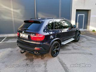 BMW X5 Sportpakett Shadowline Aero 4.8 261kW