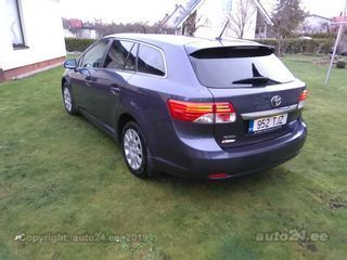 Toyota Avensis Linea Sol Facelift 2.0 112kW
