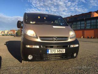 Opel Vivaro 74kW