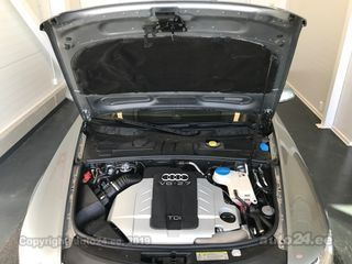 Audi A6 Avant 2.7 V6 TDI 140kW