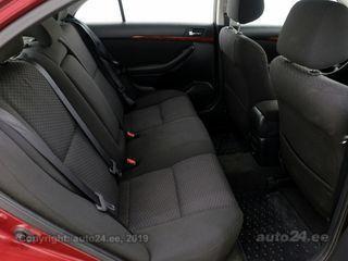 Toyota Avensis Linea Sol 2.0 D4-D 85kW
