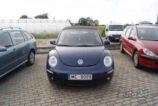Volkswagen Beetle 1.9 TDI 77kW