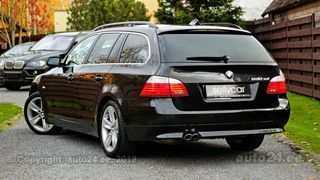 BMW 530 touring LCI xDrive Comfort Package MY2008 3.0 d R6 173kW