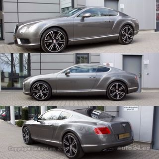 Bentley Continental GT V8 V8 373kW