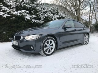 BMW 420 Grand Coupe xDrive 2.0 135kW