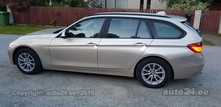 BMW 320 xDrive Touring 2.0 BMW TwinPower Turbo 135kW