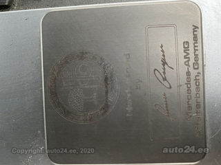 Mercedes-Benz CLK 55 AMG 5.4 270kW