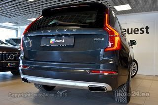 Volvo XC90 AWD INSCRIPTION XENIUM INTELLI WINTER PRO FUL 2.0 D5 MY2016 165kW