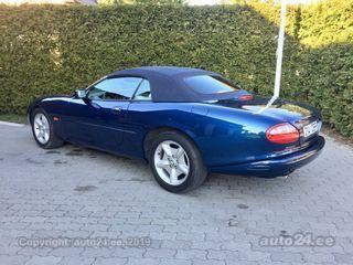 Jaguar XK8 4.0 209kW