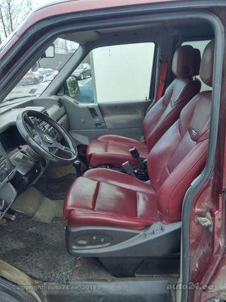Volkswagen Multivan 2.5 57kW