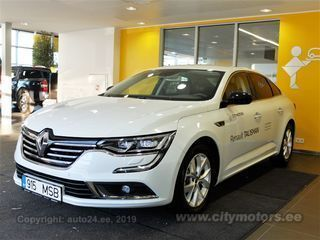 Renault Talisman Limited 1.6 TCe 110kW