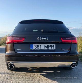 Audi A6 allroad Quattro 3.0 200kW
