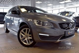 Volvo V60 Cross Country EDITION PRO WINTER MY2017 2.0 D3 110kW