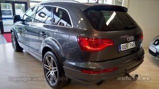Audi Q7 S-Line Facelift 3.0 200kW