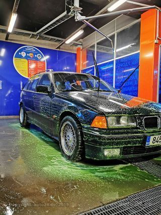 BMW 318 e36 1.7 tds 77kw ECU chip 66kW