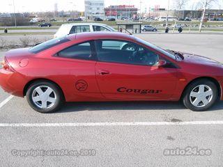 Ford Cougar 2.5 v6 24vEC 125kW