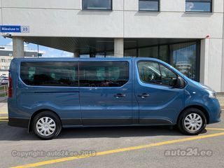 Renault Trafic Grand Passenger Pack Clim L2 1.6 85kW