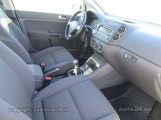 Volkswagen Golf Plus 1.9 TDI 77kW
