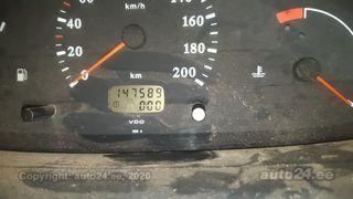 Nissan Micra K11 B B02 1.0 16V 40kW