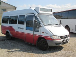 Mercedes-Benz Sprinter 95kW