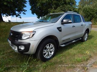 Ford Ranger Double Cab Wildtrak 3.2 TDCi 147kW