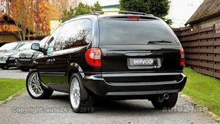 Chrysler Voyager Limited Edition LX MY2008 2.8 CRD R4 16v 110kW