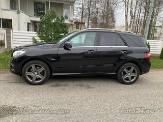 Mercedes-Benz ML 250 AMG 2.1 150kW