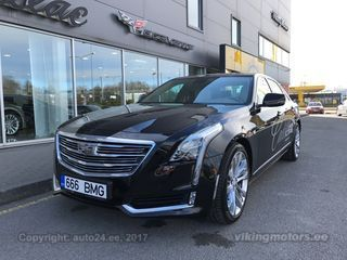 Cadillac CT6 Platinum 3.0 V6 Twin Turbo 307kW
